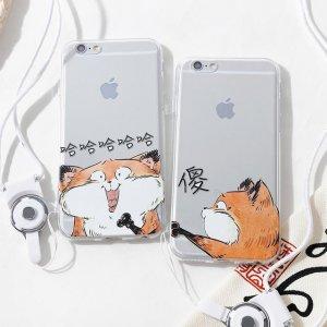 手机壳上逗比情侣的日常,幽默搞怪,说的是你们吗?