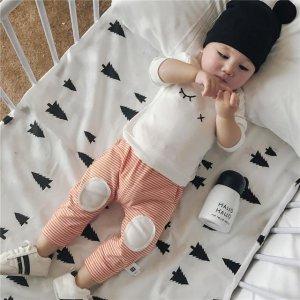 春季最适合0~3岁男女宝宝的套装,让宝妈省心,宝贝更萌态十足