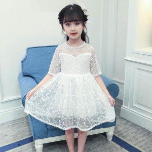 超梦幻的甜心公主裙,漂亮乖巧的模样谁见了都喜爱