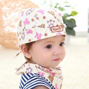 春天带宝宝出游,戴上这些婴儿帽,呆萌可爱,人见人夸