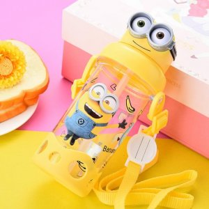 炎炎夏日,好动的宝贝们要及时补水呦!时尚水杯让宝宝爱上喝水