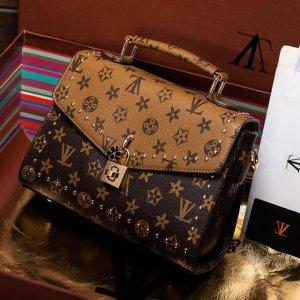 复古时尚真皮包,手提包,斜挎包 轻巧而经典
