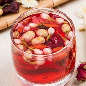 夏季喝茶好,养颜美容,清热解毒,让身体在春天换发新的生命力