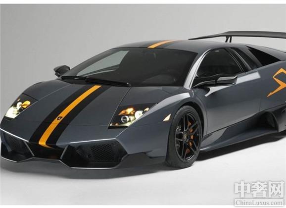 """兰博基尼蝙蝠 最具""""个性""""的超级跑车"""
