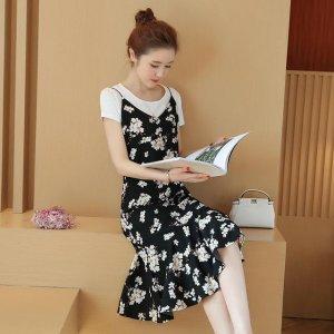 5月衣服别乱穿,要穿就穿这几款时下最流行的棉麻套装