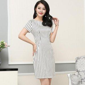 39-50岁的妈妈就选燕夫人真丝连衣裙,母亲节优雅如期而遇