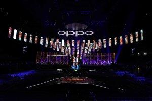 手机圈最大盛典 OPPO R11携全明星家族全球发布