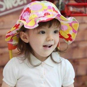 夏天宝宝防晒一定要有太阳帽,今年流行的三种帽,时尚妈妈都会有