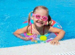 超级好看的女童泳衣,甜美又可爱,让小公主成为海边美丽风景线