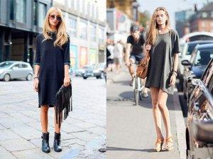 T恤裙,将舒适和时髦一网打尽