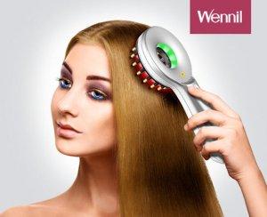 科技生发新代产品韩国Wennil生发按摩梳健康防脱发