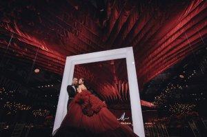 """安以轩台北婚礼――婚礼主义陪你一起看这场""""爱情电影"""""""