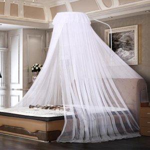 隔离蚊虫还不够,睡觉还要有公主梦,落地公主帐才是打开方式