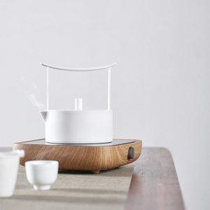 煮水泡茶告别电磁辐射!剁手一款德国进口的电陶炉,实用美观