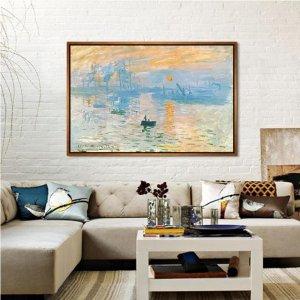 复古典雅的欧式装饰画,适合简欧、欧式装修,美观大气又有格调