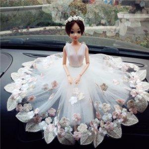 女司机专属精美芭比娃娃,装饰你的公主梦,一路梦幻随行