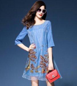 7月诗绪,丹慕妮尔女装上新款了,时尚又减龄,还不贵,绝对靠谱
