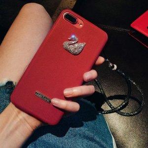 """粉嫩可爱的苹果7手机壳,80 90后美眉,瞬间""""拔草""""一大片"""