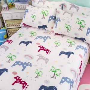 纯棉床单被罩,为你打造梦幻的美境