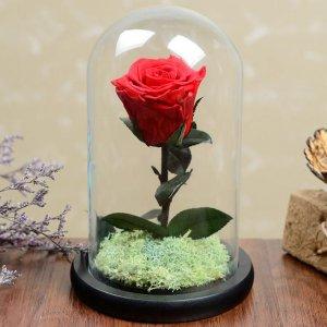"""七夕节还在送玫瑰?已经过时啦,现在流行""""永生花"""",好看不凋零"""