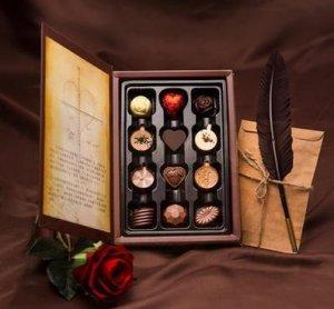 七夕将至,第5款赵丽颖代言的德芙巧克力,女朋友肯定喜欢