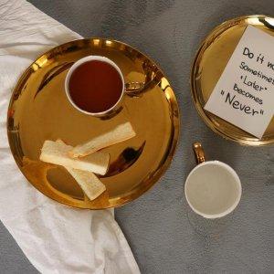 高逼格的餐盘,给美食与家居增添氛围,一起享受浪漫时光