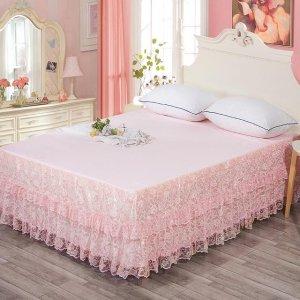 床罩就买这样的款式,款款浪漫又有情调,老公也会喜欢