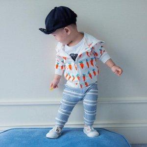 哇哇哇,1-3岁宝宝就能穿这么帅气又有型的男童外套