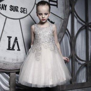 每个宝宝都是小天使,一件梦幻的公主裙,圆宝宝的公主梦