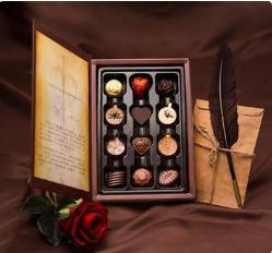 想要七夕表白成功,你最需要的是一款精致有创意的进口巧克力礼盒