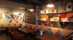 唯美浪漫的咖啡厅,唯美而精致,文艺女青年的最爱