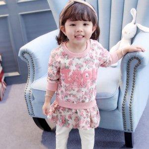 小猪佩奇的魅力好大啊,四岁的女儿吵着要买这件衣服