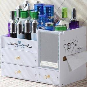 现在的收纳神器真是越来越高级,第4款化妆品收纳盒还是头一次见