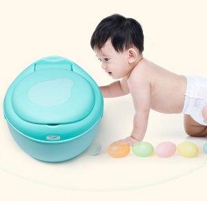 卡通可爱的儿童坐便器宝宝养成好的习惯,轻松摆脱纸尿裤