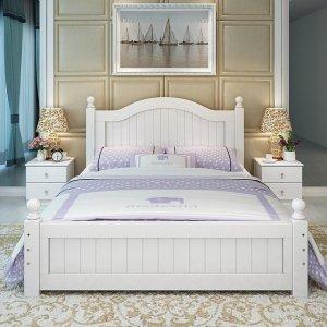 你家床早就过时了,今年流行这9款浪漫双人床,温馨又有情调