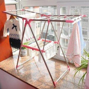 阳台小衣服没地放晒,试试这几款多功能晒衣架,真厉害