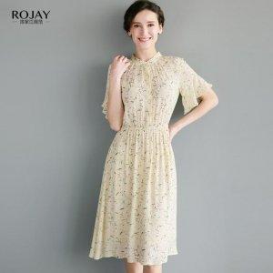 小清新文艺连衣裙,给你打造更淑女的造型,干练、大气~