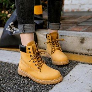 今年最流行的8款复古女短靴,气场十足显魅力,你的鞋柜备好了吗