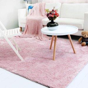 秋冬我给家铺上了第三款地毯,朋友来了都说温馨又浪漫也想铺