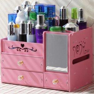 女人买化妆品收纳盒要仔细,很多人都买错,难怪又土又俗