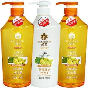 洗头要用老牌子无硅油洗发水,不要再伤害你的头发了