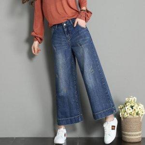 2017初秋上新时尚女裤,有OL款、青春休闲款,你想怎么搭