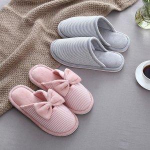 正流行的棉拖鞋,不管你是幸福情侣,还是单身贵族,统统可以驾驭
