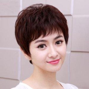 四十岁女人剪不好发型俗不可耐,6款减龄的发型让你更有魅力