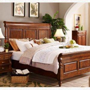 各种款式的双人床来袭,卧室必备家居!给你不一样的浪漫体验