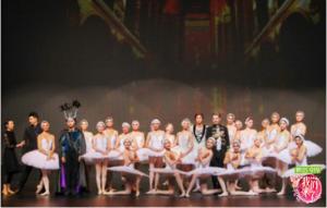 《我们来了》挑战经典芭蕾,韩后茶蕊塑造baby白精致妆容