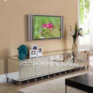 传统的电视柜淘汰了!今年流行这5款电视柜,客厅电视的完美搭档