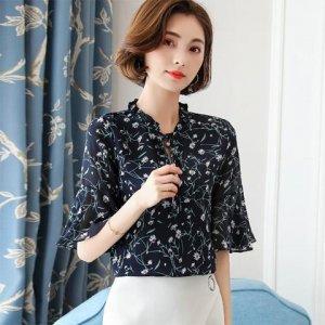 专为25~35岁的女士打造,经典雪纺衬衫,成熟优雅的打扮