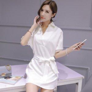 雪纺衬衫这样搭配,尽显成熟女人魅力