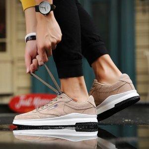 今年巨流行的男士休闲鞋,款款时尚又复古,第五款更是懒人的最爱